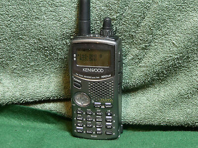 Kenwood TH-D7 dual-band handheld transceiver with APRS