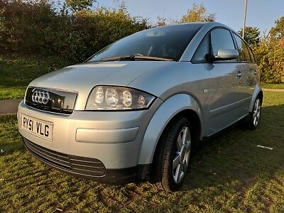 Audi A2 TDi 2002 on a 51 plate for sale!