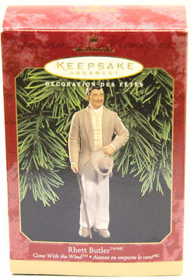 Hallmark Keepsake Ornament - Rhett Butler (Gone With The Wind)