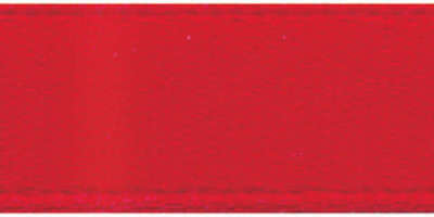 "Single Face Satin Ribbon 1 1/2""X10yd Red 1011 9-250"