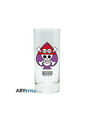 ONE PIECE - Glass Bicchiere ACE - cl 29