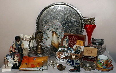 Job Lot of Quality Antiques and Collectables