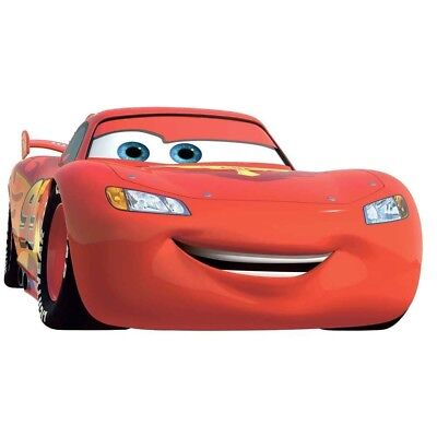 Cars Giant Vinyl Wall Decal Set Lightning McQueen Number 95