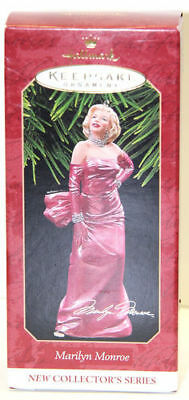 Hallmark Keepsake Ornament - Marilyn Monroe (#1 in Collector's Series)