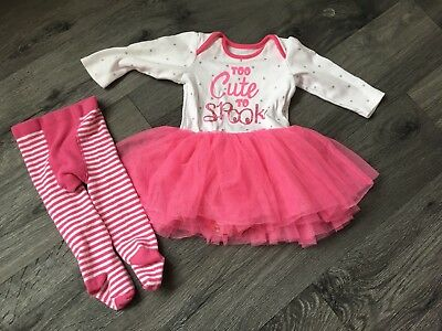 Baby Girl Halloween Costume 0-3 Months