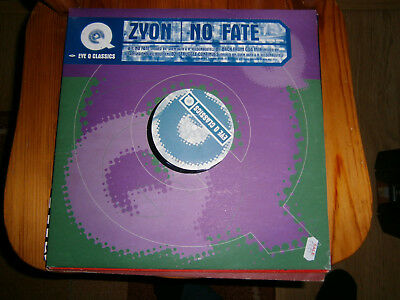 "Zyon – No Fate (The Ultimate Remixes)12"" -14"