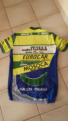 Selle Italia Cycling jersey short sleeve 42' chest Large