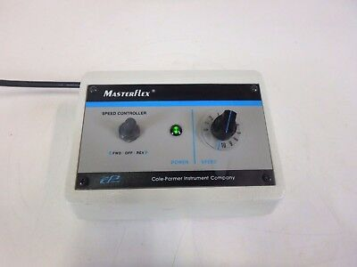 Cole Palmer Masterflex Pump Speed Controller 7553-71 Type 1