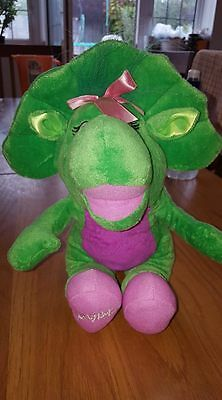 Plush Baby Bop From Barny And Friends
