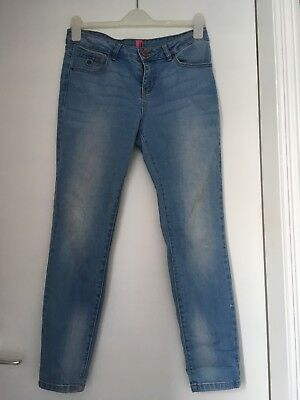 Ladies Petite Super Skinny Jeans Size 12
