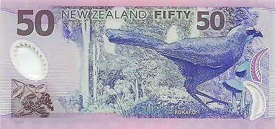New Zealand  $50  2004  P 188b  Series AJ  Uncirculated Banknote