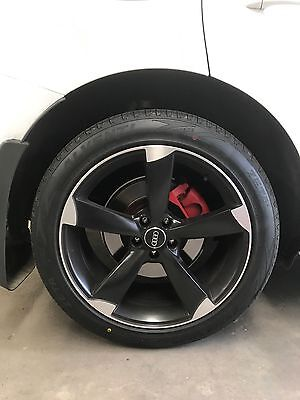 """20 """" WHEELS AND TYRES FOR Q5 AUDI size 255 / 45ZR 20"""