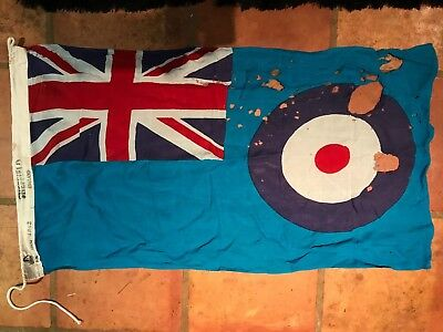 WW2 Dated Air Ministry Marked 1942 - Battle Flag