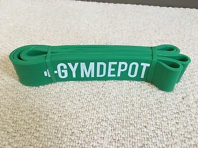 Elastic Resistance Band Medium Heavy Exercise Home Gym Loop Bands Crossfit