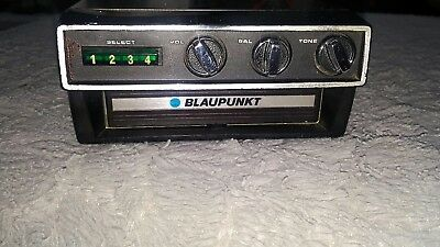 Blaupunkt 8 Track Player Perfect Working Order