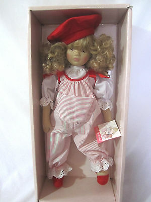 """New Dolls By Pauline NOELLE French Girl Doll 16"""""""