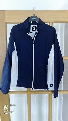 Footjoy Ladies Golf Wind Jacket ..Size UK 8