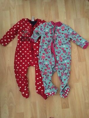 Sleepsuits 12-18 Months