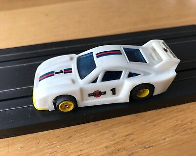 AURORA AFX - S-018 - Porsche 935 - Martini Racing - White - Japan Only - Rare