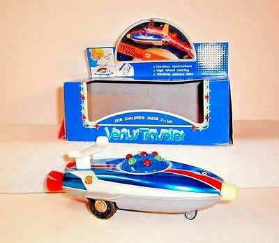 China Tin Toy. ME 771 VENUS TRAVELER SPACE TOY (BO) 8  MIB. interest