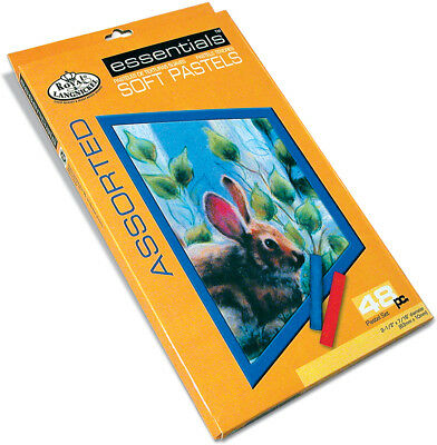 Soft Pastels 48/Pkg Assorted Colors CPAA48