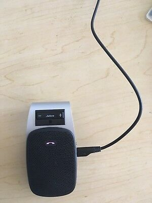 JABRA - Bluetooth Car Speakerphone Jabra Drive Wireless Handsfree Car Speaker
