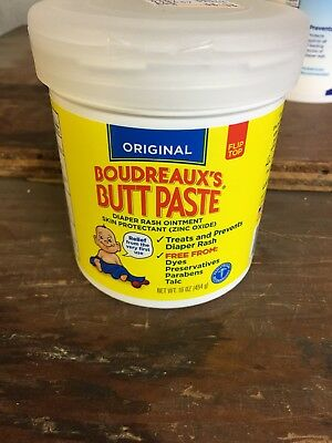 Boudreaux's Butt Paste 16 oz