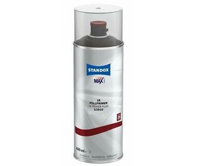 Standox Standoblue Spraymax 1K Primer Filler Light Grey 400ml U3010