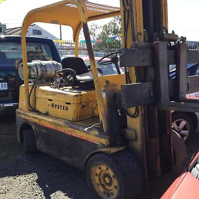 Hyster Forklift 4T