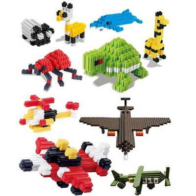 200Pcs/set DIY Creative Educational Building Blocks Toys Gifts For Kids