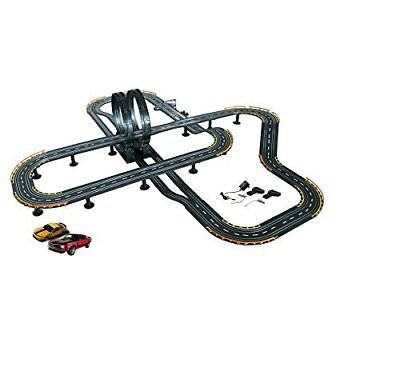 Gloden Bright 6678 Big Loop Electric Mustang Racing Set Black