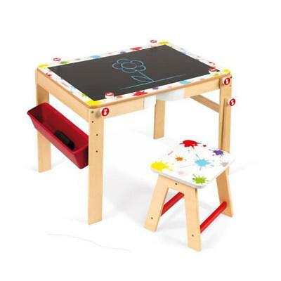 Janod - Convertible Art Desk - Splash