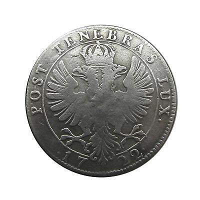 N400 Thaler 1722 Genevensis Respublica $0.01 FREE SHIPPING!