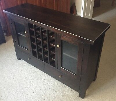 Sideboard / Buffet Cabinet with Wine Rack
