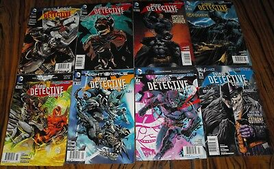 Large Lot of Batman and related books New 52
