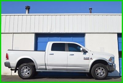 2015 Ram 2500 Laramie Repairable Rebuildable Salvage Lot Drives Great Project Builder Fixer Easy Fix