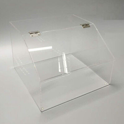 Plaxiglass Candy Bin Acrylic Candy Dispenser Clear Transparent Treats Display