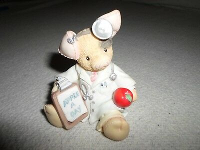 This Little Piggy Decoration Figurine Doctor Nurse Hospital Pig TLP Gift 167657