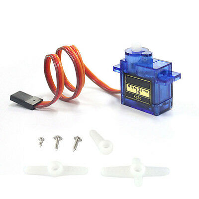 Micro Servo Motor RC toy Robot Helicopter Airplane control SG90 Servo 9G MotorKF