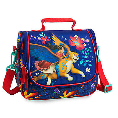 NWT Disney Store Elena of Avalor Lunch Box Tote Bag School