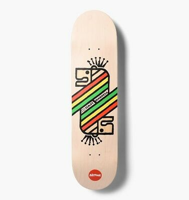 """Almost Skateboard Deck Lewis Marnell Farewell Infinity 8"""" R7 FREE GRIP & POST"""