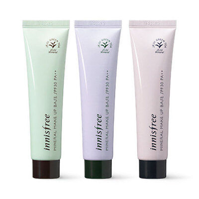 [innisfree] Mineral Make Up Base - 40ml (SPF30/PA++)