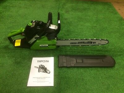 """7 times The Handy 16"""" petrol chainsaw(THPCS16)"""