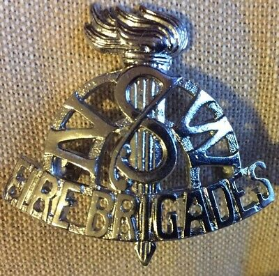 New South Wales Fire Brigades Hat Badge