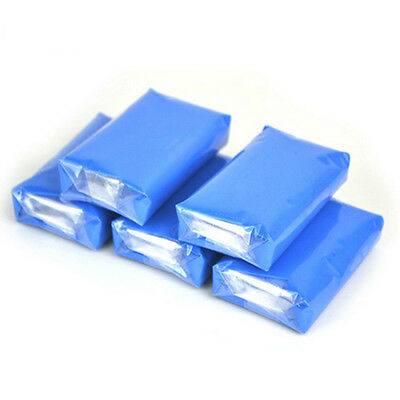 1/5Pcs Magic Clay Bar Car Auto Cleaning Remove Detailing Wash Cleaner Blue