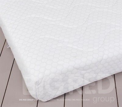 1000 Pocket Spring Luxury Memory Foam Mattress w/ Washable Cover | Double 4ft6""