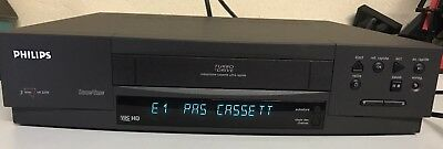 magnetoscope vhs philips vr 3379 Fonctionnelle