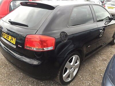 08 Audi A3 1.4 Tsi S-Line Auto Leather, Privacy Glass, Fabulous Spec & Options
