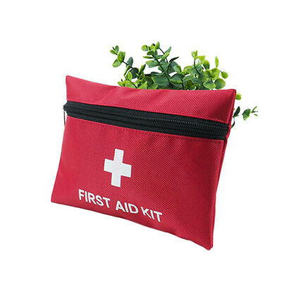 First Aid Kit Medical Package Camping Sports Survival Emergency 13 sorts