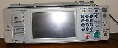 Ricoh Lanier MPC 2000 2500 3000 Complete LCD Screen Panel